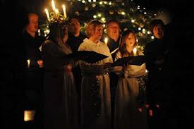 candlit service