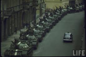 prague tanks