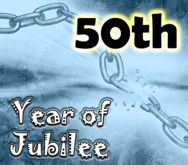 50th year jubilee