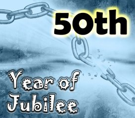 50th year jubilee