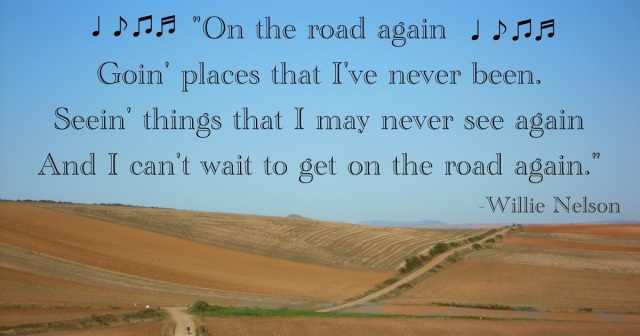 on the road again willie nelson